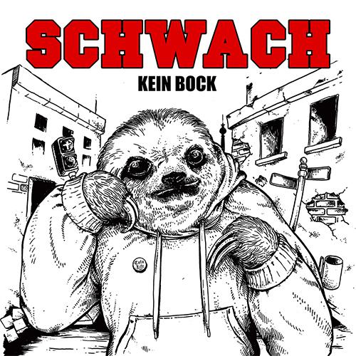 Schwach_KeinBock_Cover_500px