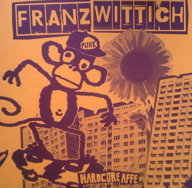 """Franz Wittich """"Hardcore Affe"""""""