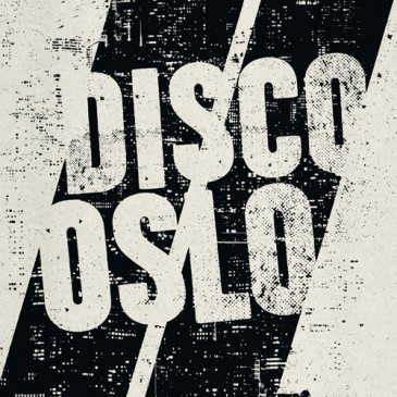 """DISCO//OSLO """"s/t"""" EP [2nd Press out 31.03.2014]"""