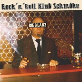 "AE035 · DIE BILANZ ""Rock´n´Roll Klub Schmöke"" LP"