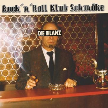 "DIE BILANZ ""Rock´n´Roll Klub Schmöke"" LP"