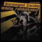"ALARMSIGNAL / PARADOX / WEHRLOS / FALLOBSTFRESSER ""4 Way Split"" CD"