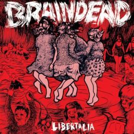 """AE030 · BRAINDEAD """"Libertalia"""" LP"""