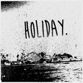 """HOLIDAY """"s/t"""" EP [col. vinyl]"""