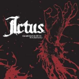 """ICTUS """"Hambrientos De Un Sol Distinto"""" LP"""
