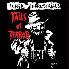 """INNER TERRESTRIALS """"Tales of Terror"""" 2xLP"""