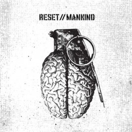 RESET//MANKIND one sided 12inch
