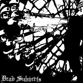 "AE007 · DEAD SUBVERTS ""Taking Civil Liberties"" CD"