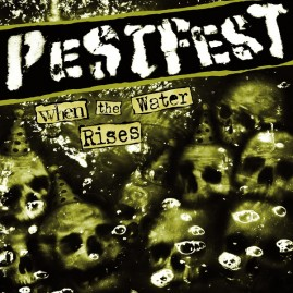 "AE017 · PESTFEST ""When The Water Rises"" col. LP"