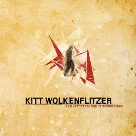 """KITT WOLKENFLITZER """"Vom Aufstehen und Stehenbleiben"""" LP [+Downloadcode] (Sold Out!)"""