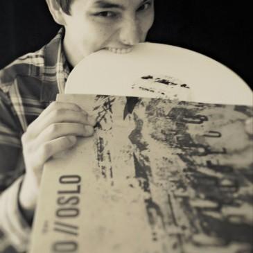 DISCO//OSLO LP – OUT NOW! 3rd press / white vinyl