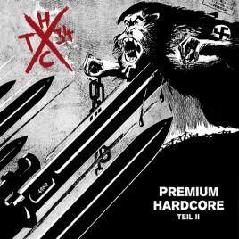 """T-34 """"Premium Hardcore Teil II"""" LP"""