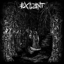 "AE041 · EXILENT ""Signs Of Devastation"" LP"