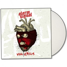 "ALARMSIGNAL ""Viva Versus"" white LP [+digital] (limited!)"