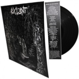 """EXILENT """"Signs of Devastation"""" LP [+digital, poster, sticker]"""