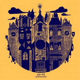 "AE044 · DEAD KOYS ""Wehringhausen"" col. 12inch EP"