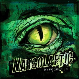 "NARCOLAPTIC ""Hypocretin"" Digipack CD (limited!)"