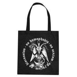 """No Homophobia"" Tote Bag"