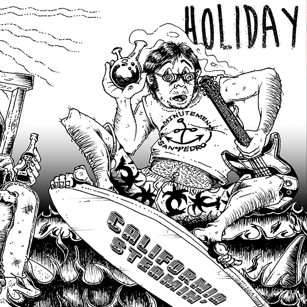 HOLIDAY-CaliforniaSteamin_Cover-600px