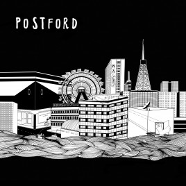 "POSTFORD ""self titled"" LP (+Download)"