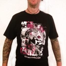 "KITT WOLKENFLITZER ""Mask"" T-Shirt"