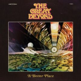 "THE GREAT BEYOND ""A Better Place"" col. LP (+Download)"