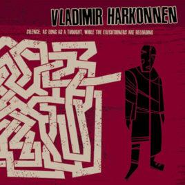 "VLADIMIR HARKONNEN ""Silence…"" LP"