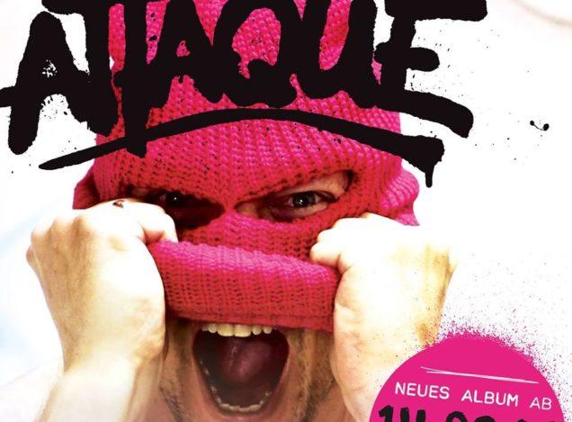 """ALARMSIGNAL """"Attaque"""" Album erscheint am 14.09.2018"""
