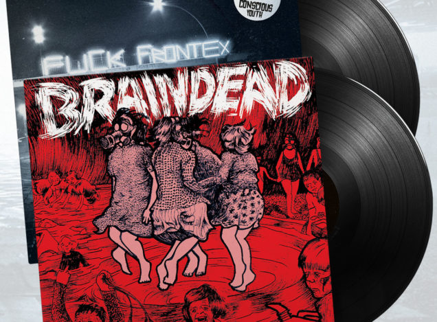 BRAINDEAD Libertalia Vinyl Repress OUT NOW / Vinyl Bundle!