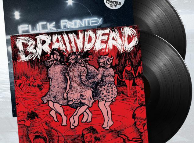 BRAINDEAD Libertalia Vinyl Repress OUT NOW / Vinyl Bundle!